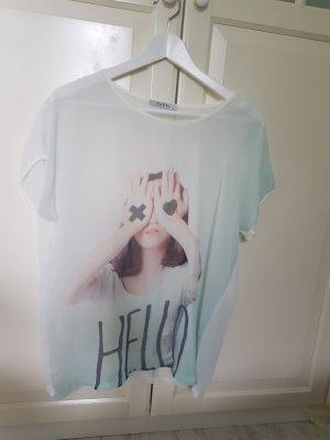 Chiffon Bluse /Shirt