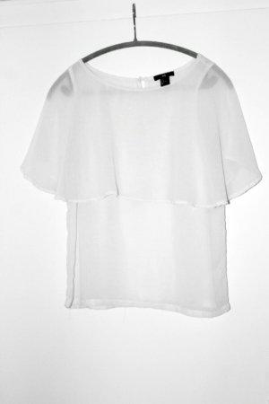 Chiffon Bluse von H&M