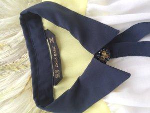 Chiffon Bluse von Zara