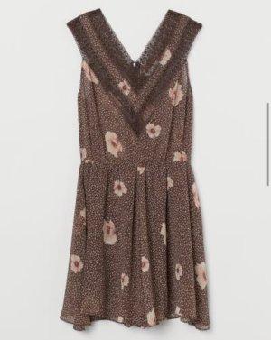 Chiffon Jumpsuits H&M Conscious Collection Größe 38