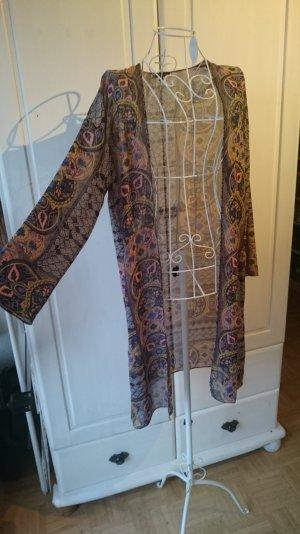 Chiffon Kimono Bluse Jacke