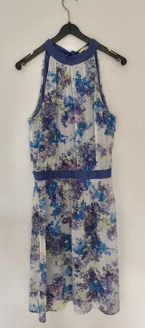 Esprit Chiffon Dress multicolored
