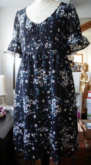 Chiffon Kleid, Empirestil, Größe 36
