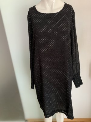 B.young Blouse Dress black-silver-colored