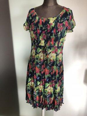 Chiffon Kleid Tunika Gr 36 38 S von s.Oliver