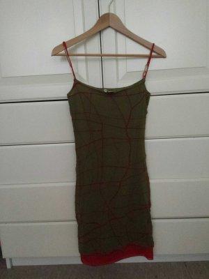 Chiffon- Kleid von Ana Alcazar
