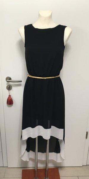 Chiffon Kleid von Conleys Purple Gr. 34