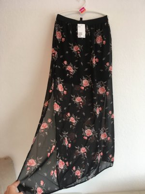 H&M Divided Maxi Skirt multicolored