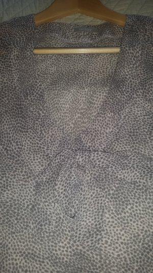 Chiffon Schluppenbluse