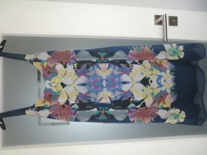 Chiffon Trägerkleidchen mit Muster