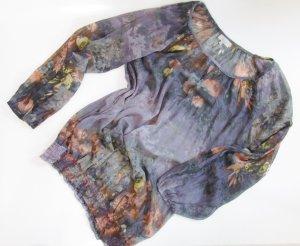 Bexleys Blusa a tunica multicolore Poliestere