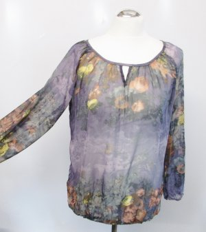 Bexleys Tunic Blouse multicolored polyester