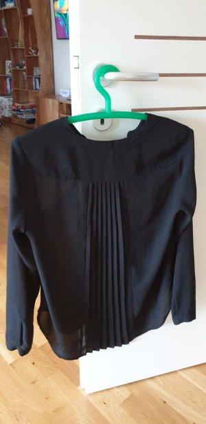 Yessica Oversized blouse zwart