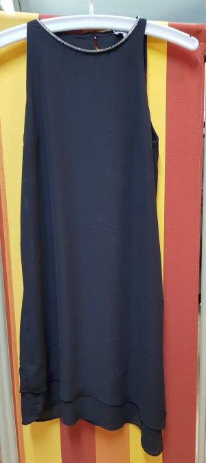 Chiffon Dress black