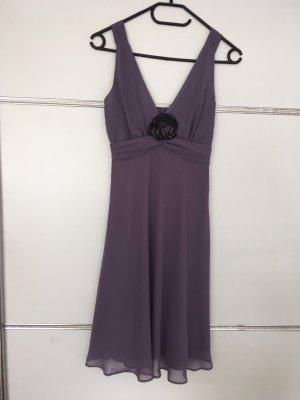 b.p.c. Bonprix Collection Chiffon Dress purple