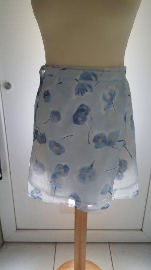 Pimkie Wikkelrok babyblauw