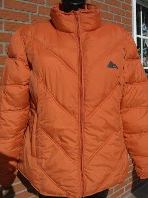 CHIKIWI-Skijacke-Snowboard-Steppjacke-Mandarine- Size 46 edle Boutiqueware