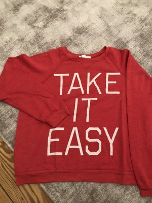 "Chill Pullover ""TAKE IT EASY"""
