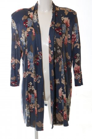 Chillytime Cardigan Allover-Druck Casual-Look