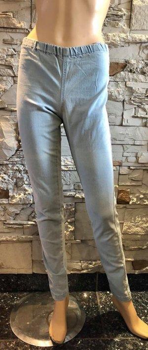CHillytime Jeans Leggings in gr 38 Hell Blau
