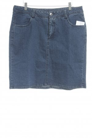 Chillytime Jeansrock blau Casual-Look