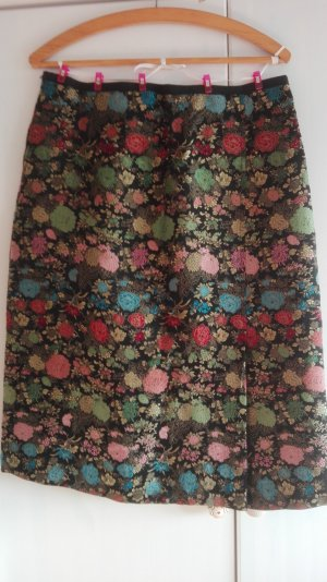 Chinastyle, Midi mit Kellerfalte, 38, edel -Am 30. April schließe ich meinen Kleiderschrank!!!
