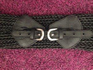 Chinese Laundry Gürtel, schwarz, 86cm (bis +10cm)