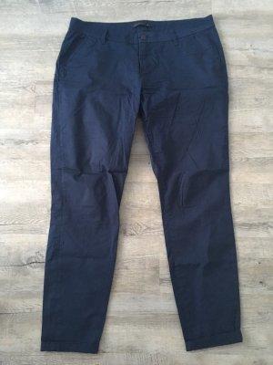 Only Pantalone chino blu scuro