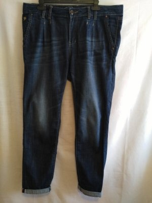 edc by Esprit 7/8-jeans donkerblauw