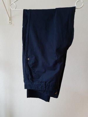 Orsay Chino azul-azul oscuro Algodón