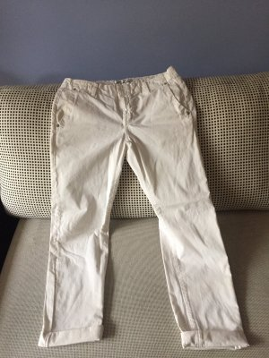 Marc O'Polo Chinos white