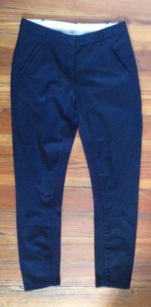 Chino Damenhose von fiveunits Größe 38/W28 in blau