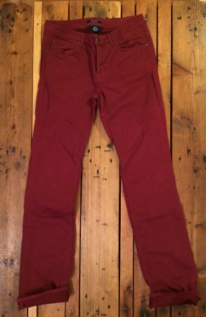 Chino Gant Bordeaux Chinohose