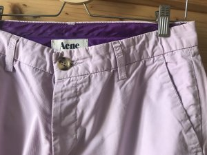 Acne Trousers mauve