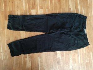 Asos Tall Pantalone chino nero Cotone