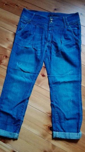 chino hose aus jeans von only