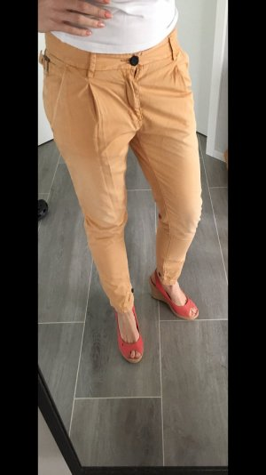 Chino Hose Chinohose Diesel nude apricot S Sommer Herbst