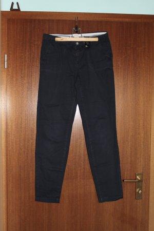 Chino Hose dunkelblau H&M