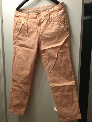 Esprit Pantalone chino albicocca