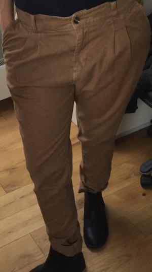 Chino-Hose in braun von H&M in Größe 38