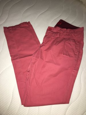 Edc Esprit Chinos brick red-bright red