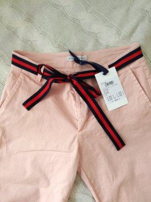 Pantalone chino rosa pallido-rosa chiaro