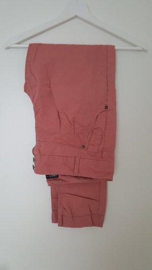 Chino Hose rosafarben Gr. 38