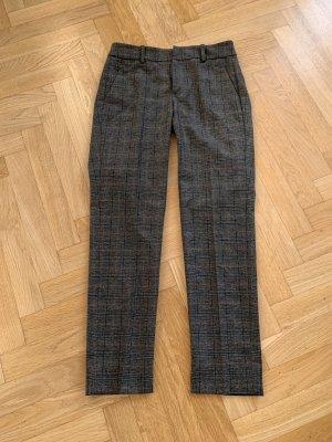 Zara Pantalon chinos multicolore tissu mixte