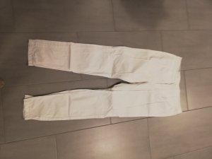 Chino Hose, weiß, Größe 38 Vero Moda