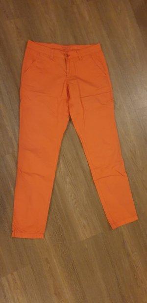 Esprit Chinos orange