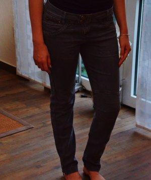 Chino Jeans Blau Lässig Cargohose