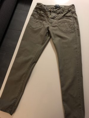 Chino Jeans Khaki von Please, Gr. XS