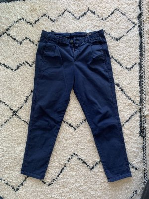 7 For All Mankind Chino azul oscuro