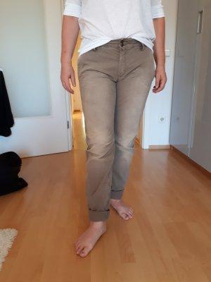 Chino - Jeansstoff